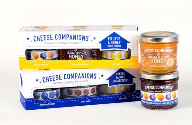 Cheese Companion Food Packaging