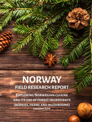 Norway field food research