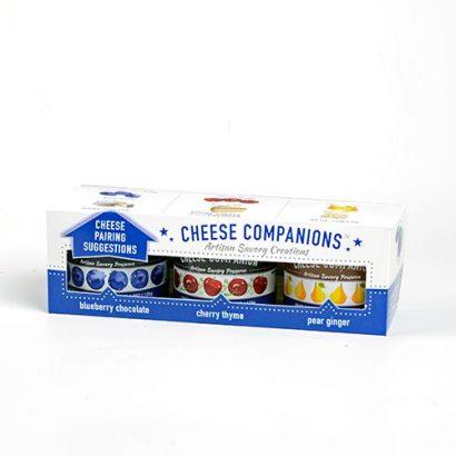 Cheese Companion trio