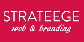 Strateege Web & Branding logo