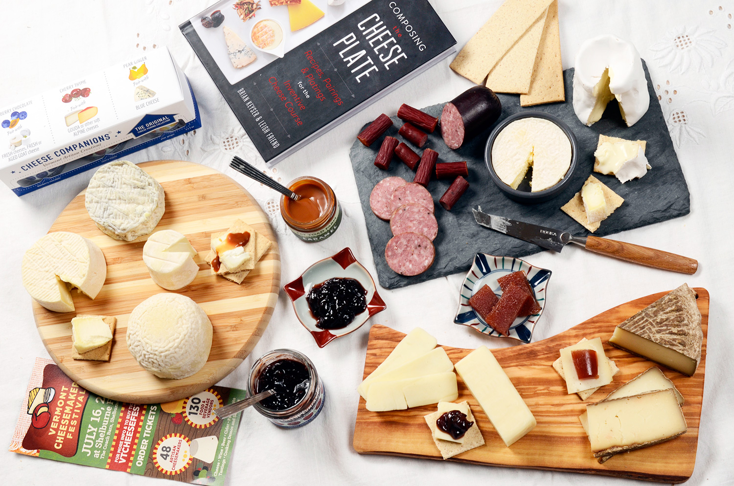 """7 Marketing Lessons from """"Cheese Plate"""" Giveaway"""