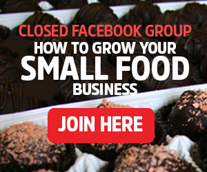 growing a small food business - Facebook group