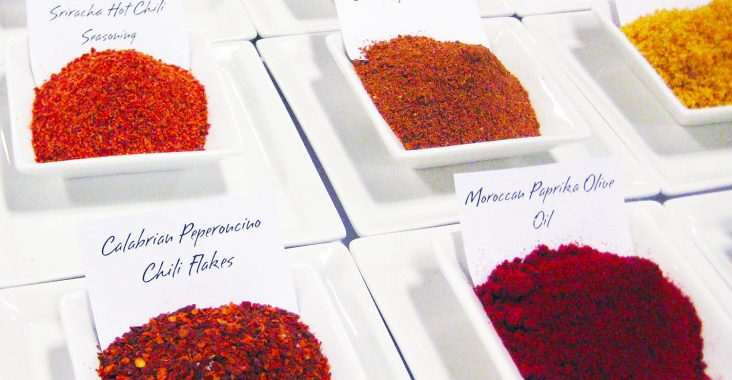 Winter Fancy Food Show - spices