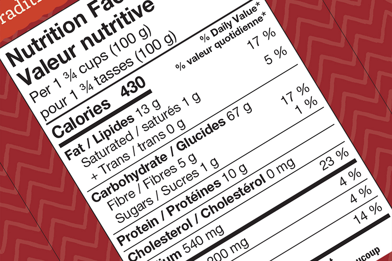 USA & Canada Food Labeling: 2016 New Regulations