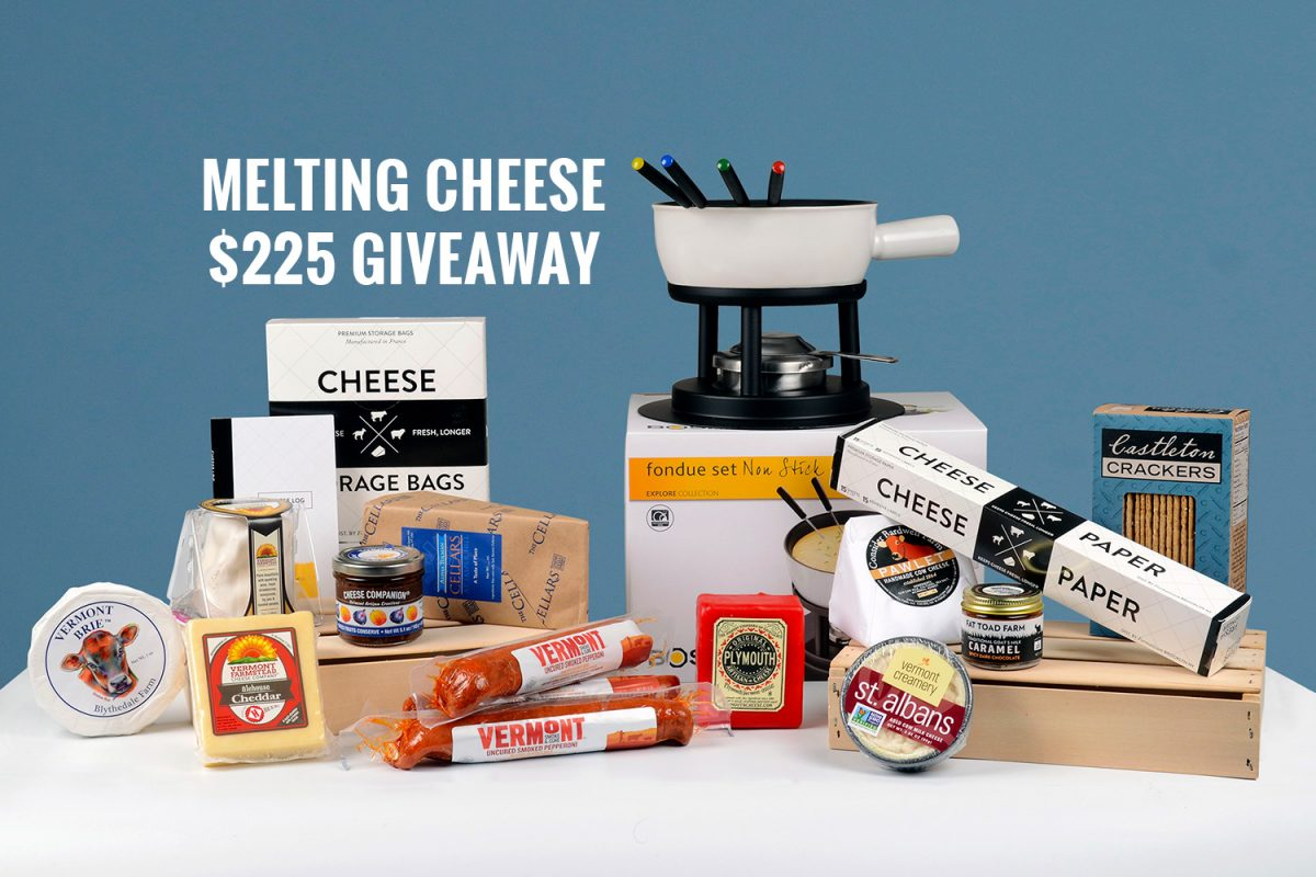 Sweepstakes - giveaway Cheese Companions
