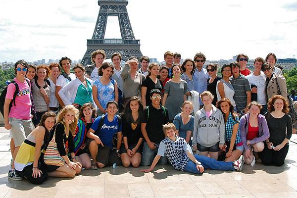 harmonie en heritage - tourist guide