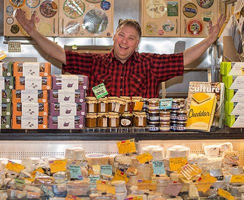 Specialty food retailer