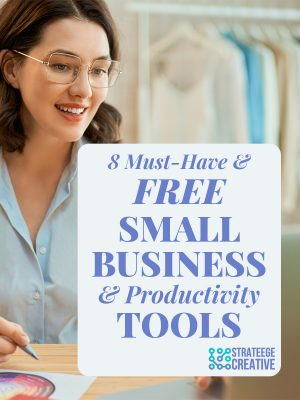 8 small business productivity tools