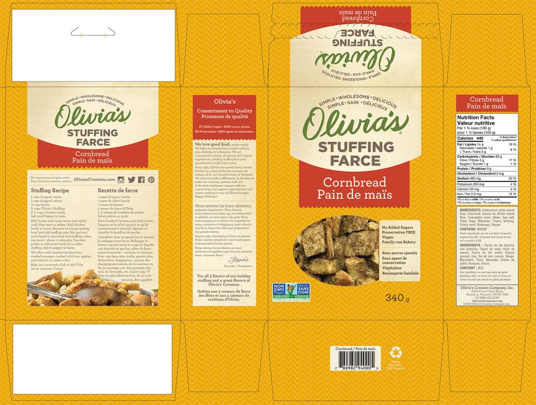 Bilingual Canadian Food Packaging