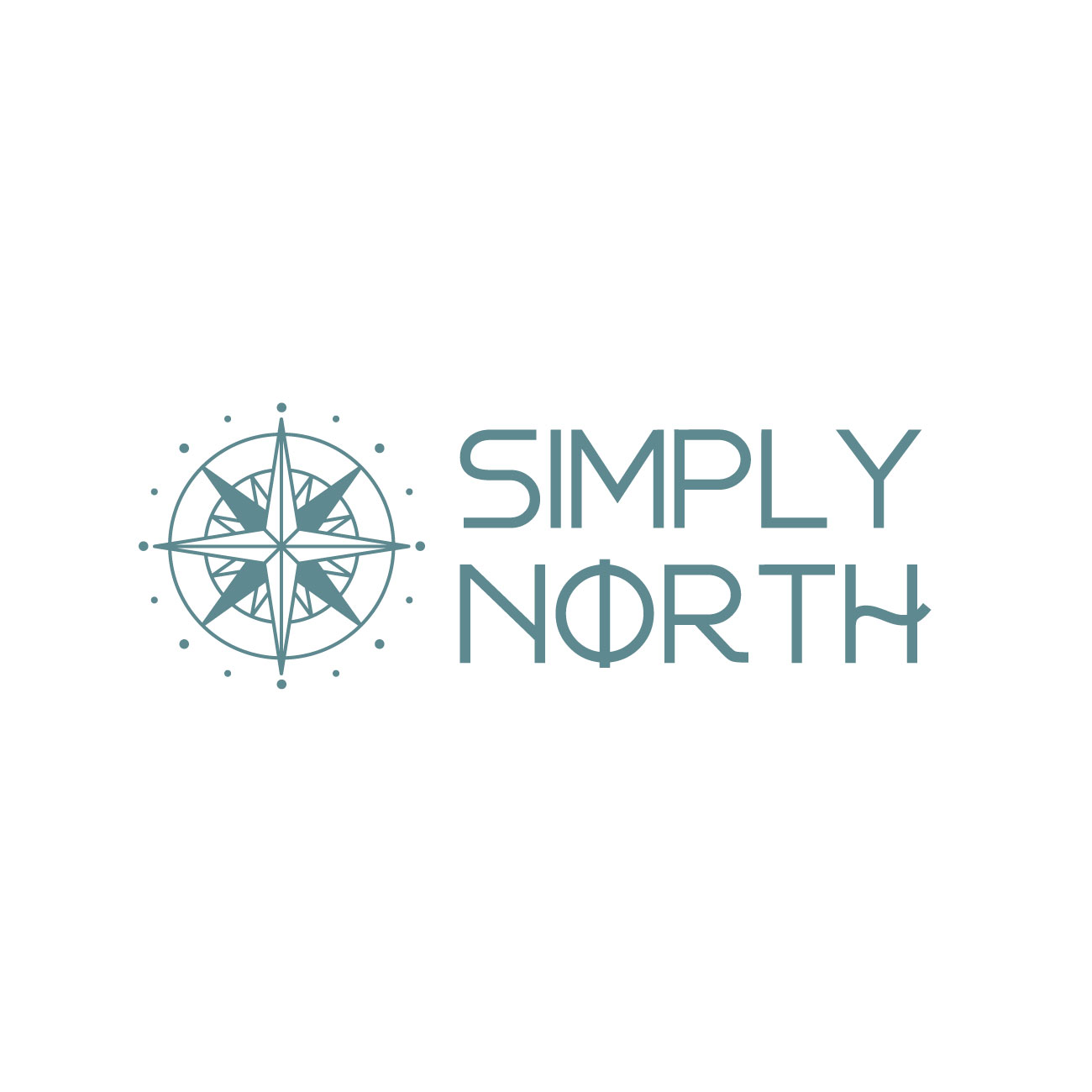 Simply North logo